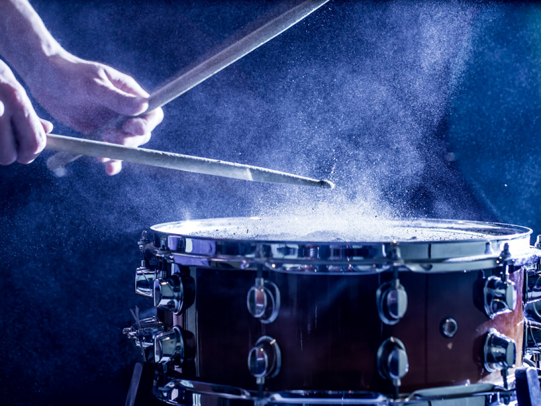 Play to the Beat With a New Drum Kit